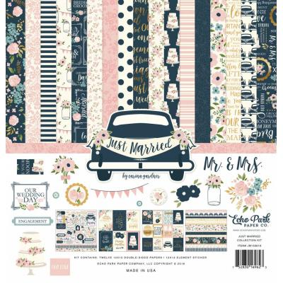 Echo Park Just Married - Collection Kit