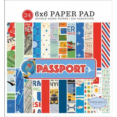 Carta Bella Passport -