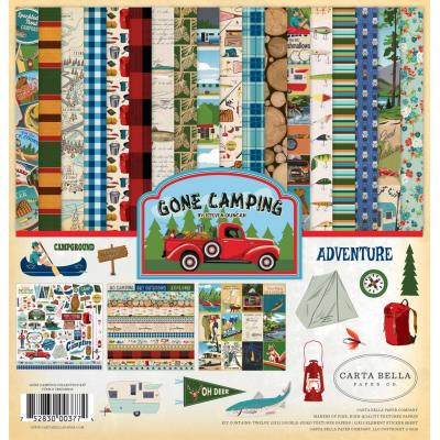 Carta Bella Gone Camping - Collection Kit