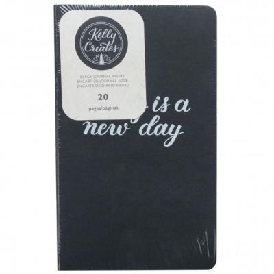 Kelly Creates Journaling Inserts - Black