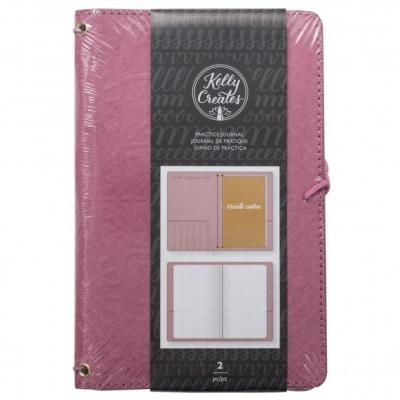 Kelly Creates Traveler Practice Journal - Purple