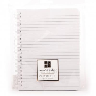American Crafts DCWV designer notebook planner refill lined