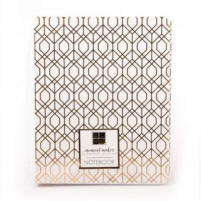 DCWV Notebook Planner - Geometric