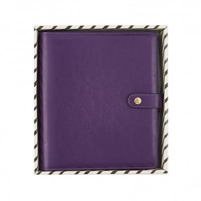 Carpe Diem A5 - Planner boxed Set - Grape