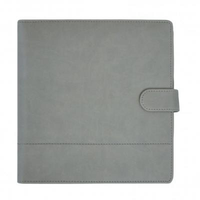 Kaisercraft planner - Grey stitched