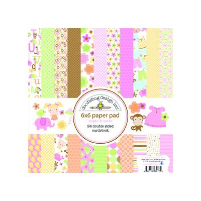 Doodlebugs Sugar & Spice - 6x6 Paper Pad