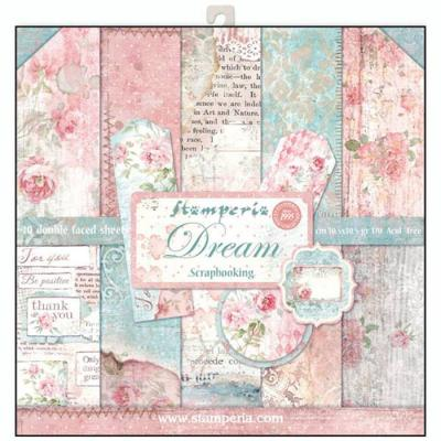 Stamperia Paper Pad - Dream