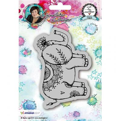 StudioLight Cling Stamp - Chubby Chicks Nr. 16