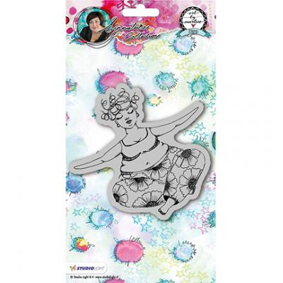 StudioLight Cling Stamp - Chubby Chicks Nr. 14