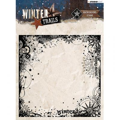 StudiioLight Clearstamps - Winter Trails Nr.305