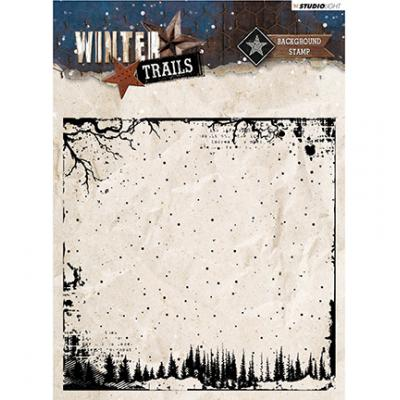 StudiioLight Clearstamps - Winter Trails Nr.304