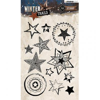 StudiioLight Clearstamps - Winter Trails Nr.300