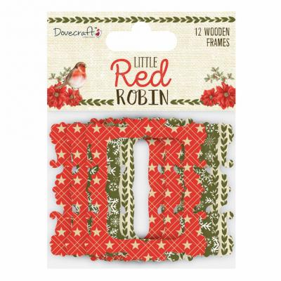 Dovecraft Little Red Robin - Rahmen