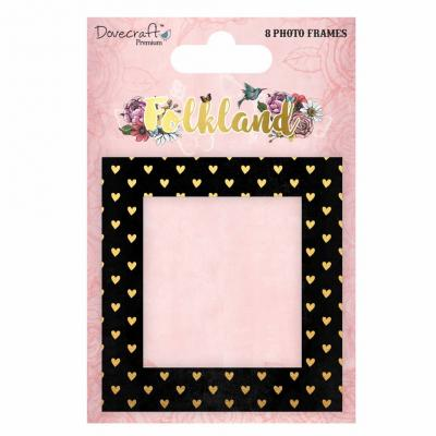 Dovecraft Folkland -Photo Frames
