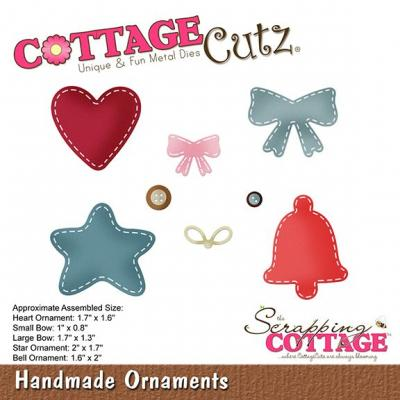 Cottage Cutz - Handmade Ornaments