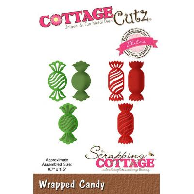 Cottage Cutz - Wrapped Candy