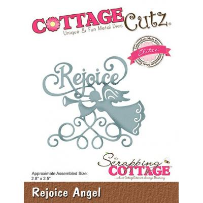 Cottage Cutz - Rejoice Angel