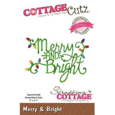 Cottage Cutz -  Merry & Bright