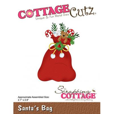Cottage Cutz - Santa's Bag