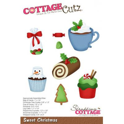Cottage Cutz - Sweet Christmas