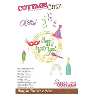Cottage Cutz - Ring in The New Year