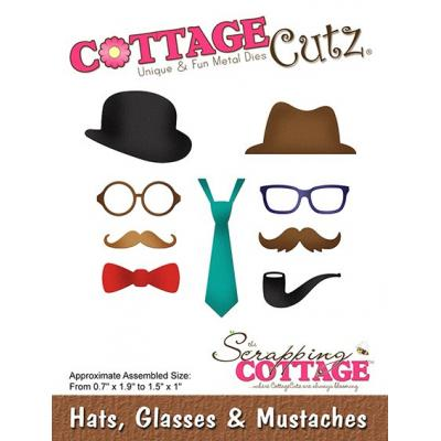Cottage Cutz - Hats, Glasses & Mustaches
