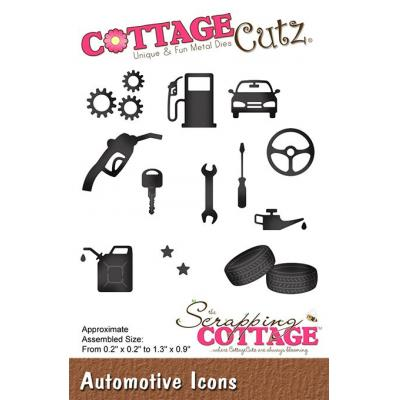 Cottage Cutz - Automotive Icons