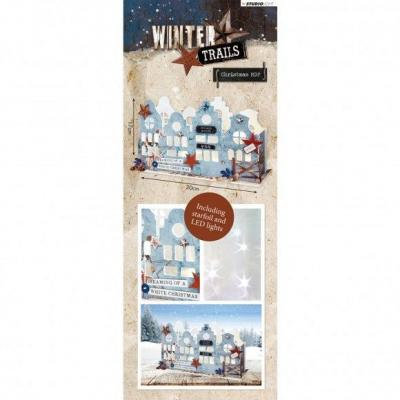 StudioLight - Winter Trails 3D Haus