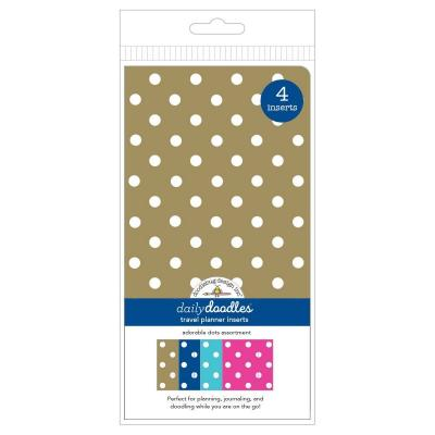 Doodlebug Einlagen Adorable Dots
