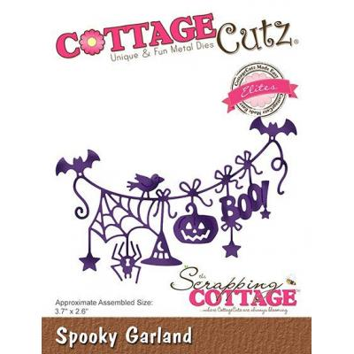 Cottage Cutz - Spooky Garland