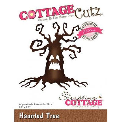 Cottage Cutz - Haunted Tree