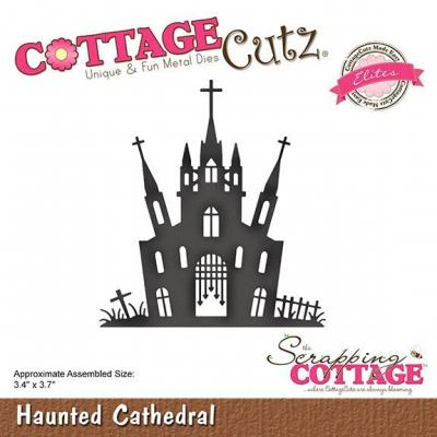 Cottage Cutz - Haunted Cathedral