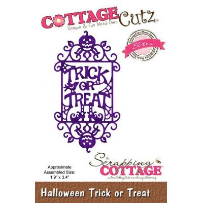 Cottage Cutz - Halloween Trick or Treat