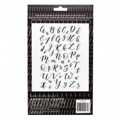 Kelly Creates Clearstamps - Bouncy Alphabet