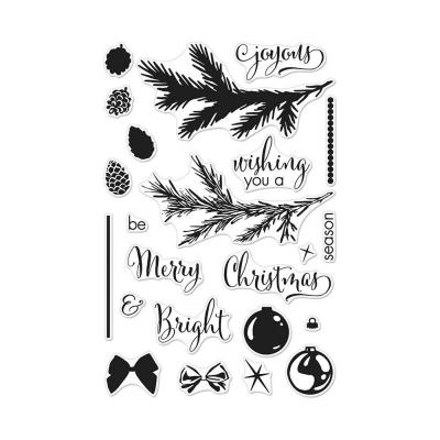 Hero Arts Color Layering Clear Stamps - Weihnachtsschmuck