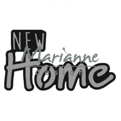 Marianne Design Craftables - New HOME