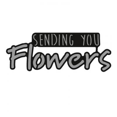 Marianne Design Craftables - Sending you flowers