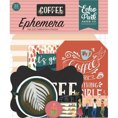Echo Park Coffee - Ephemera