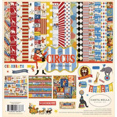 Carta Bella Circus - Collection Kit