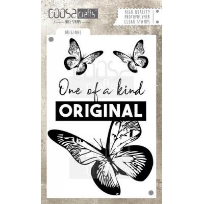 COOSA Crafts Clear Stamp -Original