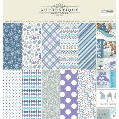 Authentique Paper Pad - Frosted
