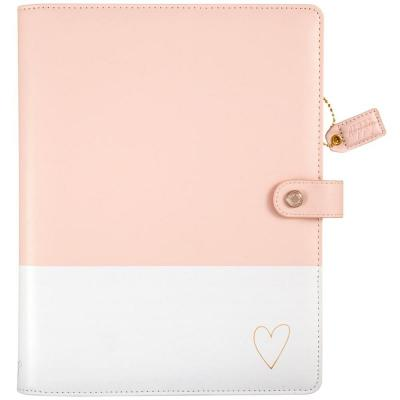 Websters Pages Composition Planner - Blush & Gold
