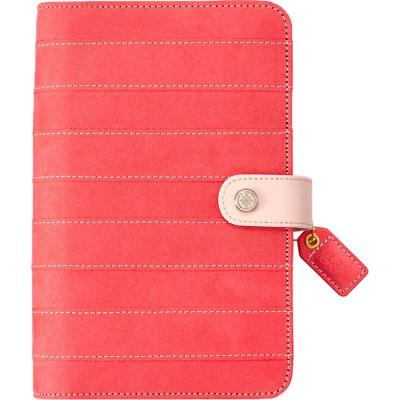 Websters Pages Personal Planner Kit -  Pink Stitched Stripe
