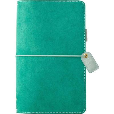 Websters Pages Traveler's Notebook Planner -  Aspen Green Suede