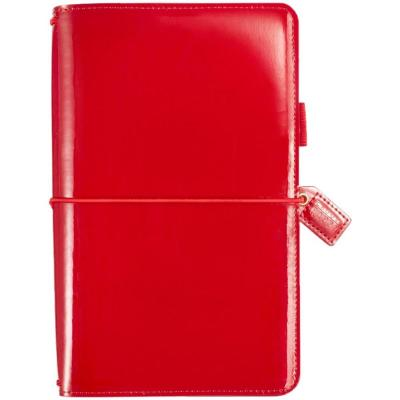 Websters Pages Traveler's Notebook Planner - Patent Red