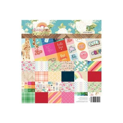Websters Pages Collection Kit - Changing Colors
