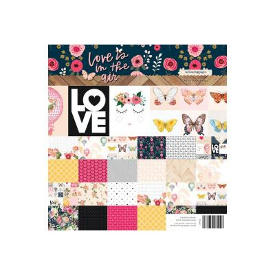 Webster Pages Paper Pad - Love Is In The Air