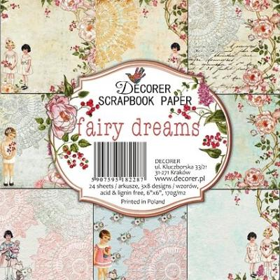 Decorer Paper Pack - Fairy Dreams