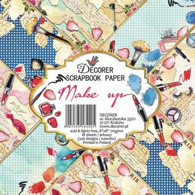 Decorer Paper Pack - Make Up