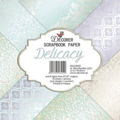 Decorer Paper Pack - Delicacy